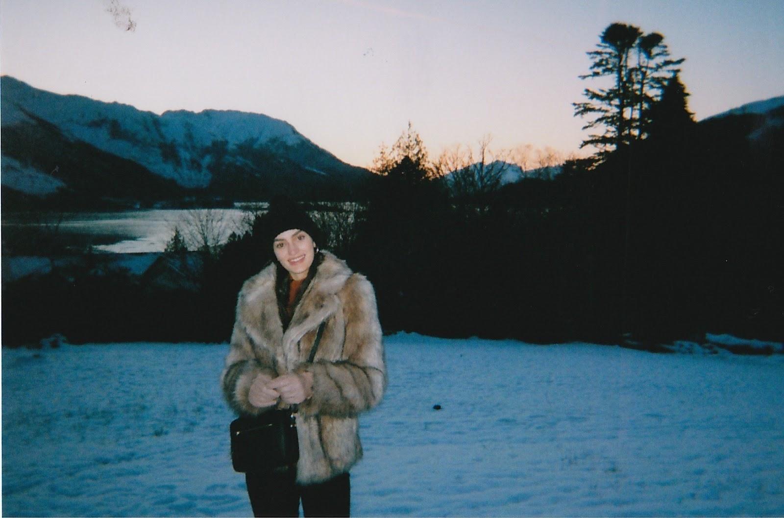 travel scotland film photos