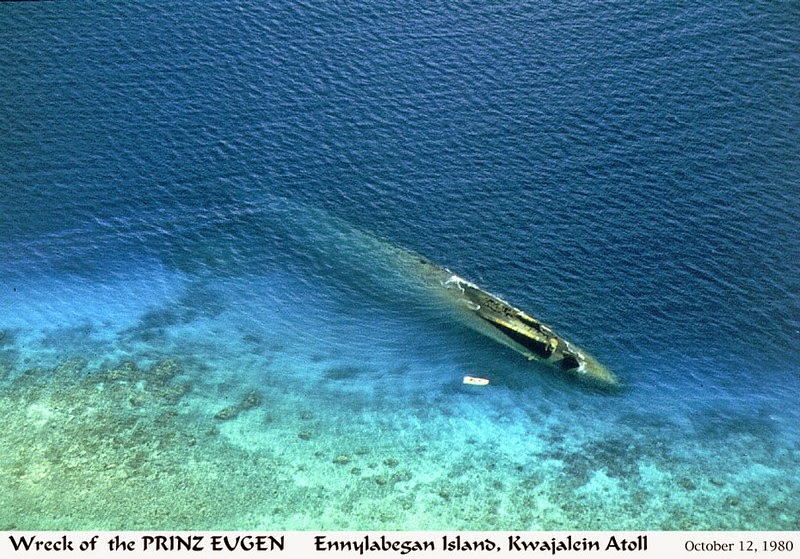 Prinz Eugen wreck World War II worldwartwo.filminspector.com