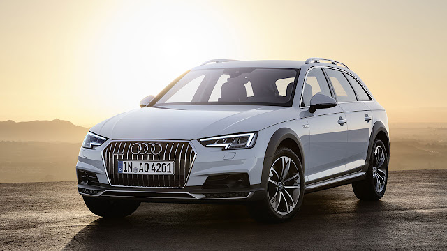 Latest Audi A4 allroad plots a new course for quattro