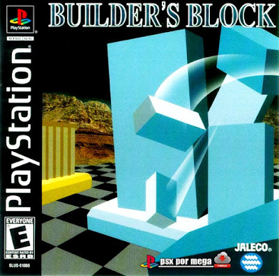 descargar builder's block psx mega