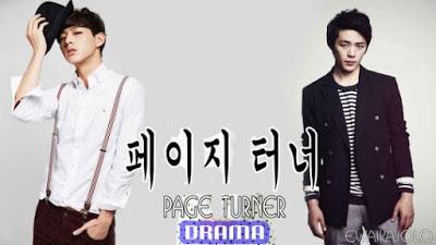 Sinopsis Drama Korea Page Turner Episode 1-Terakhir