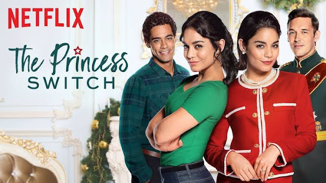 Film The Princess Switch (2018)