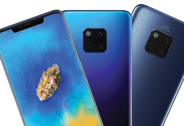 Huawei Mate 20 dan Mate 20 Pro