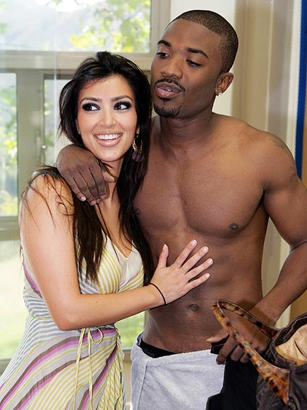 Ray j and kardashian sex tape