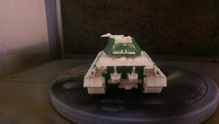 Tiger 2 Green Stuff Zimmermit