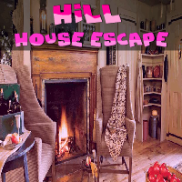 DailyEscapeGames Hill House Escape