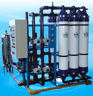 How to Work Water Treatment Equipments