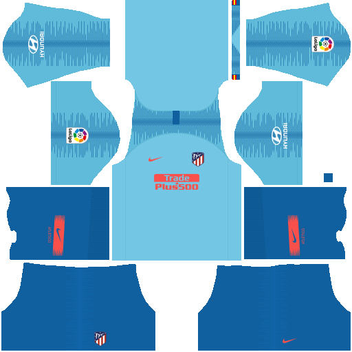 meet 9d18b cba6f Kits/Uniformes para FTS 15 y Dream League Soccer: Kits ...