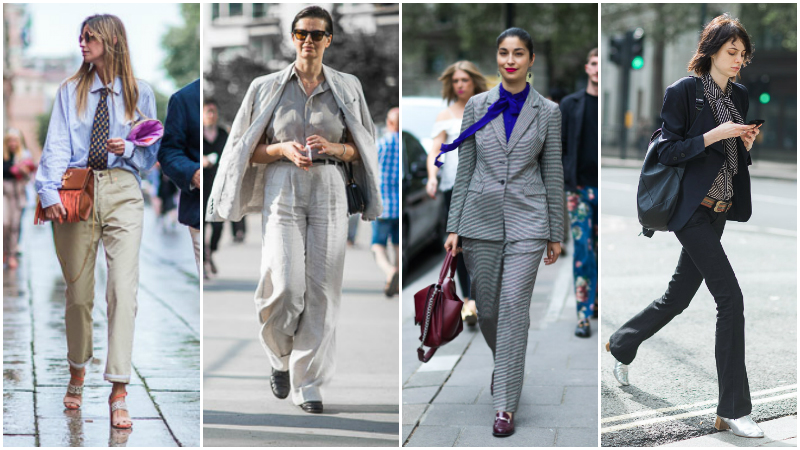 Europe Fashion Men 39 S And Women Wears Top 10 Women S Street Style Trends From Men S