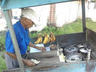 Kue Leker Rembang, Crepes from Rembang