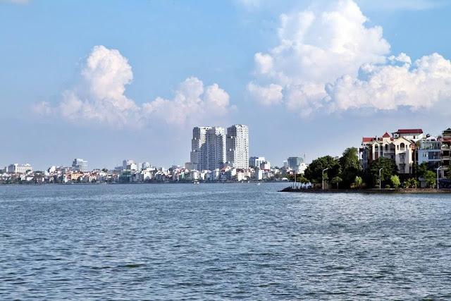 Cảnh quan là điểm nhấn tuyệt vời nhất của Sun Grand City.