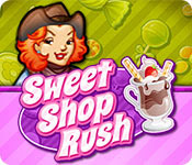 Sweet Shop Rush Free Game