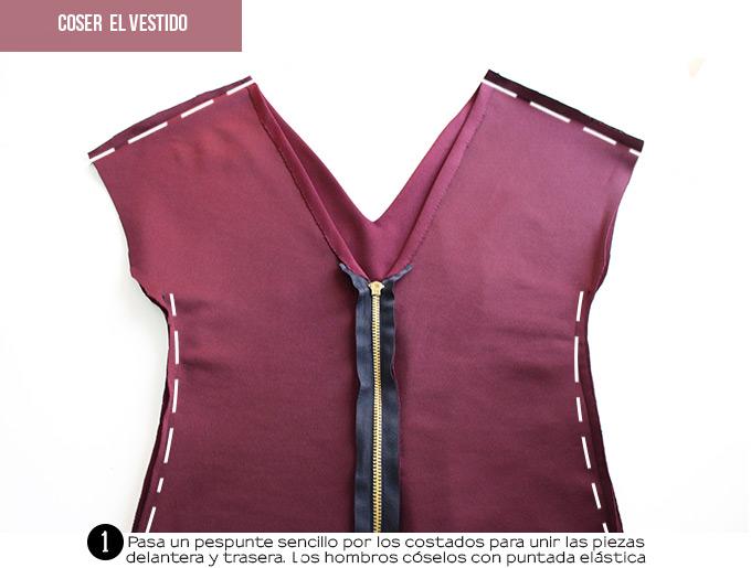 coser-vestido-ajustado