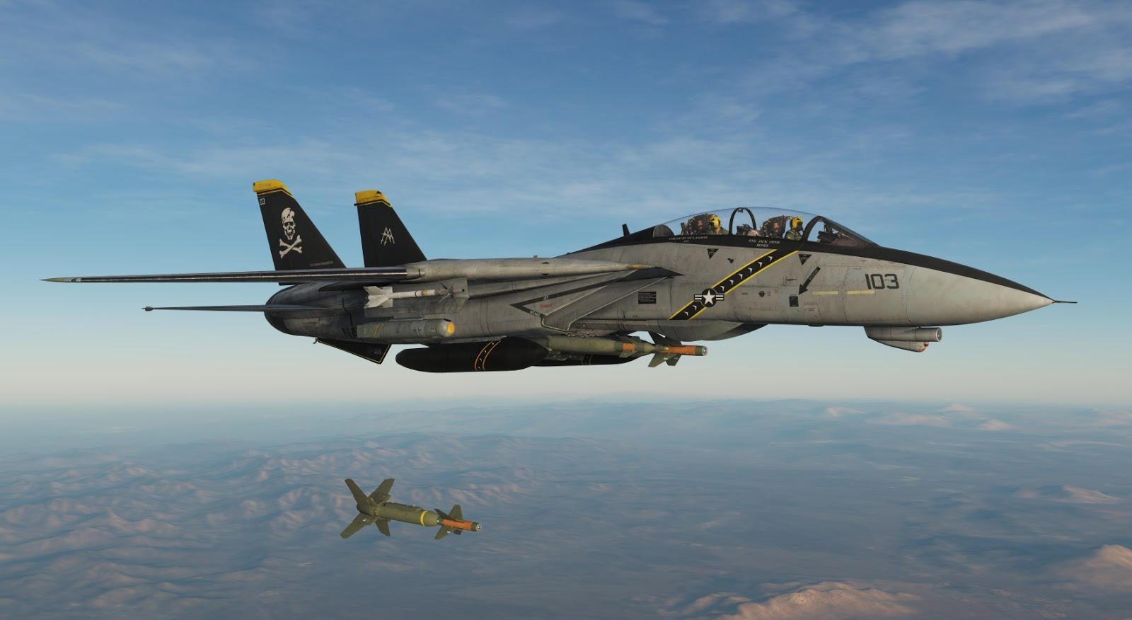 Sharp Wings: DCS: F-14 Tomcat