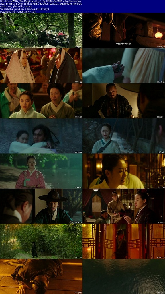 The Magician 2015 Korean 720p BluRay Download