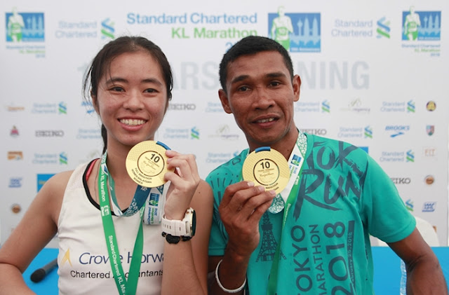 SCKLM Celebrates Its 10th Anniversary with More Than 38,000 Runners