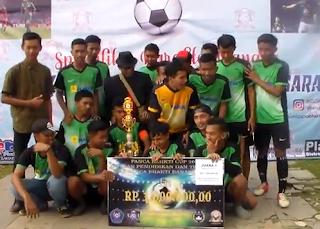 Juara 1 Liga OSIS SMK Panca Bhakti Banjarnegara 2017