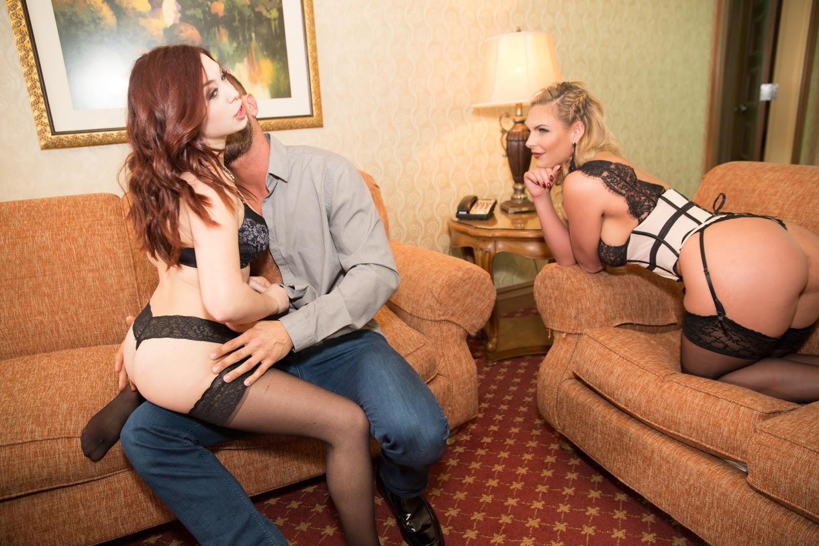 Phoenix marie threesome videos-5024