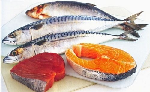 Makanan laut sehat