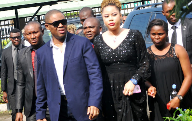 Extra: My 'lion' will be vindicated, says Fani-Kayode's wife
