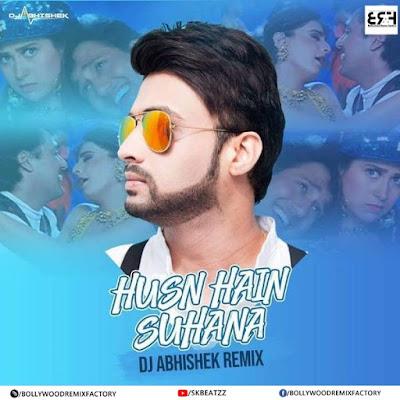 Husn Hai Suhana - DJ Abhishek Remix
