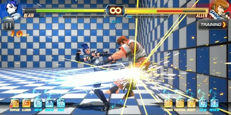 7 game android terbaik genre fighting