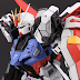 Custom Build: PG 1/60 Stirke Gundam + SkyGrasper [Armour Cutting Version]