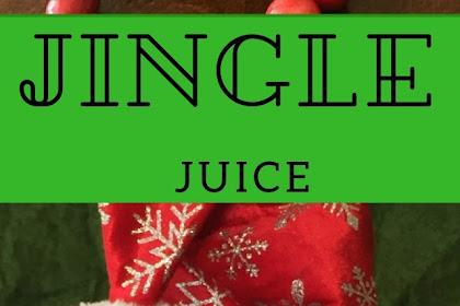 Jingle Juice #christmas #drink