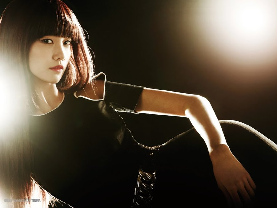 Sunny Girls Generation Wallpaper K Popzine Yoona Run Devil Run Photoshoot