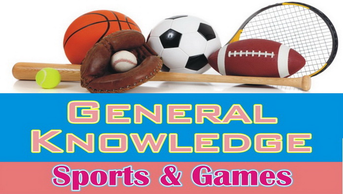World General Knowledge About Sports & Games Solved ~ Government