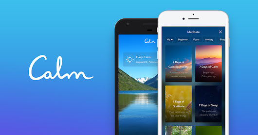 Calm : Meditate, Sleep, & Relax (Review)