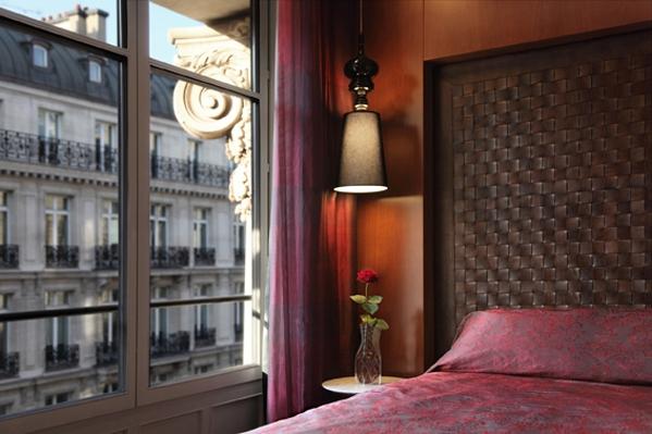 Hotels Near Boulevard Haussmann Paris
