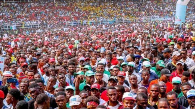 Kampeni Kufungwa Leo Nigeria Uchaguzi wa Urais  Kufanyika Jumamosi