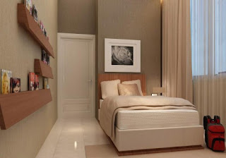 Koleksi Desain Kamar Tidur Kecil Sederhana Kosep Minimalis Modern