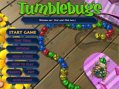 金甲蟲(Tumblebugs),很不錯的祖瑪類消除遊戲!