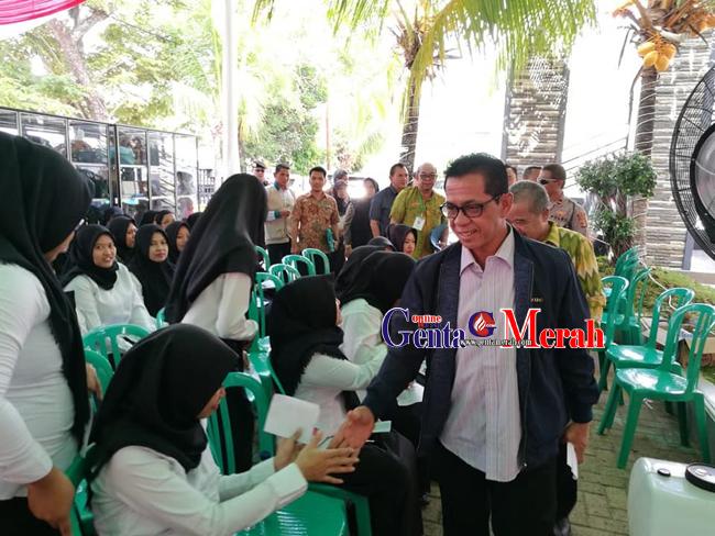 Khamami : Peserta Tes CPNS Mesuji Jangan Terkecoh Penipu  Yang Janjikan Lulus