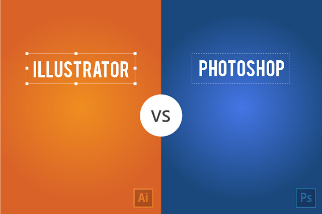 História do Photoshop e Illustrator