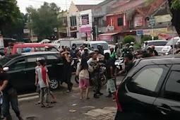 Astaga, 2 Anggota TNI Dikeroyok Kelompok Tukang Parkir