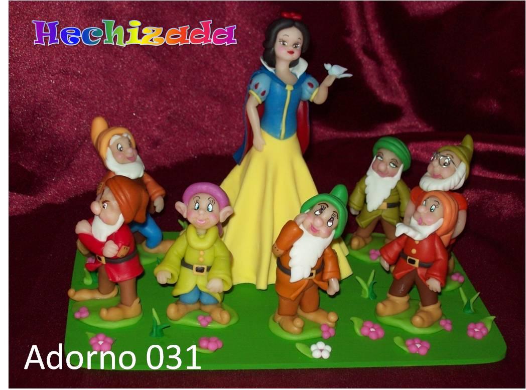 Hechizada Souvenirs Y Regalos Adornos De Torta Princesas