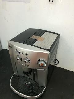 Máy pha cà phê Delonghi Esam 4200.S cũ