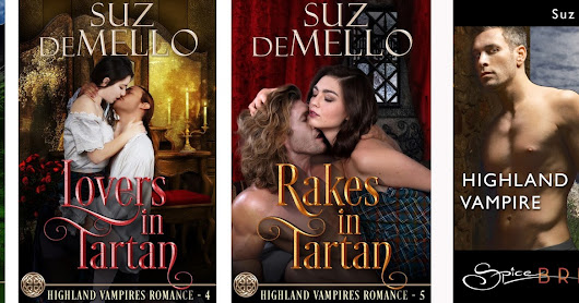 Cheap and #FreeBooks from Suz deMello
