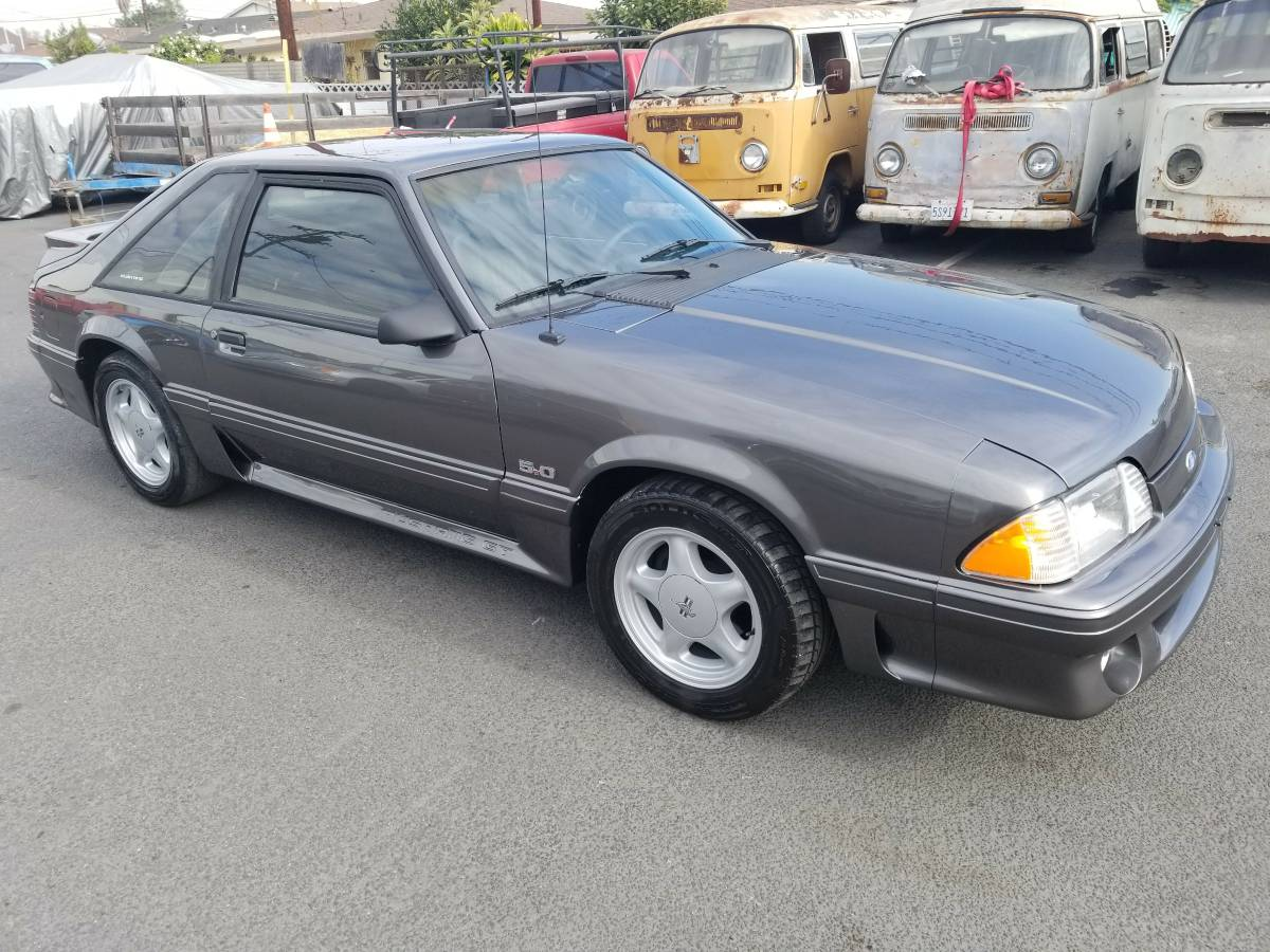 Find this 1992 ford mustang gt offered for 6500 in gardena ca via craigslist tip from fuel truck