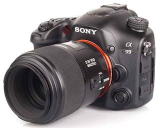 Sony Alpha SLT-A99V