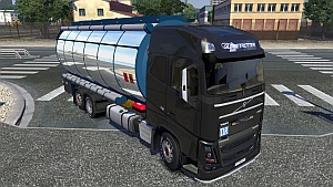 Volvo FH16 version 12.6S - mod by ohaha
