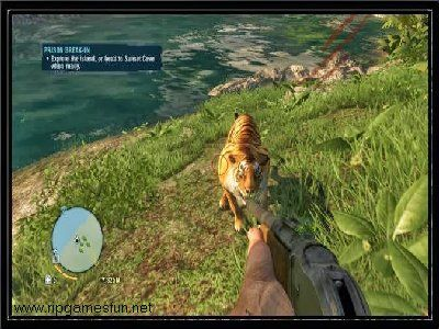 Far Cry 1 ,ripgamesfun,Comprees ,cover,screenshot wallpaper,image