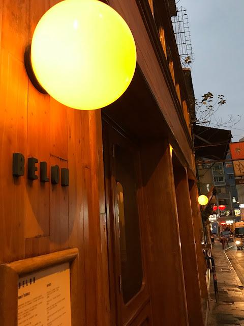 Belon, Elgin Street, Hong Kong Central
