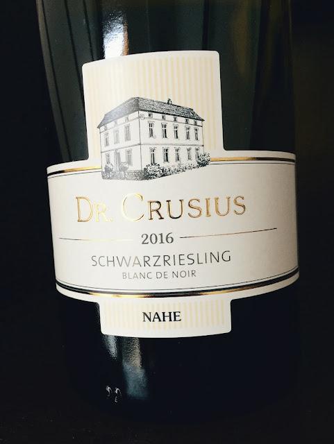 Schwarzrieslig Weingut Dr. Crusius