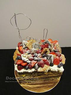 bolo aniversário Parabéns