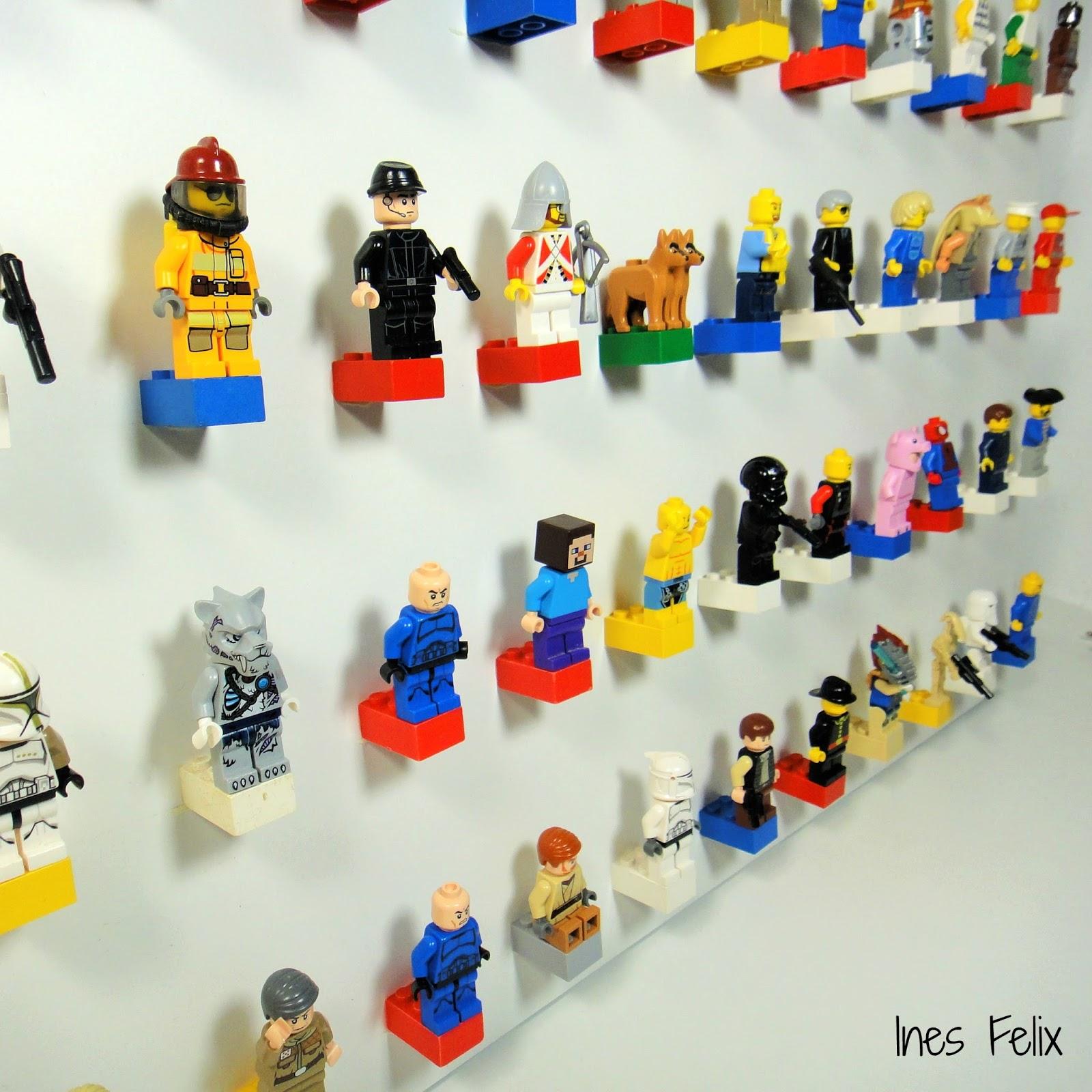 Ines felix kreatives zum nachmachen endlich ordnung im for Kinderzimmer ninjago