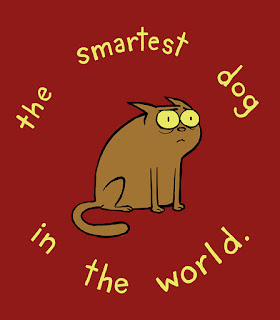 http://www.stashriot.com/collections/grickle/products/the-smartest-dog-shirt